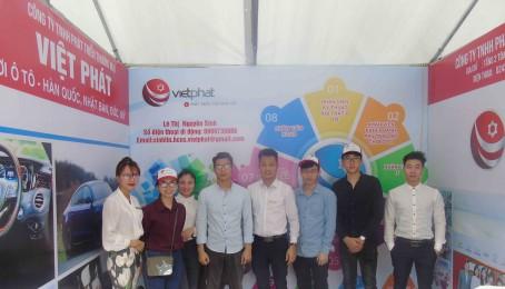 Việt Phát tham dự ngày hội việc làm thanh niên thủ đô lần thứ X - 2018