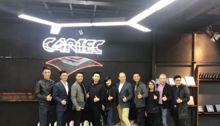 Phó tổng giám đốc Việt Phát đến thăm đối tác Geely Group tại Thượng Hải và Thành Đô