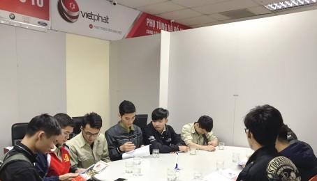 Cơ hội thực tập cho sinh viên ĐH Công Nghiệp tại Việt Phát