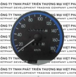 Đồng hồ công tơ mét