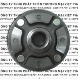 Rear wheel hub