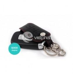 Bao da chìa khóa chỉ đỏ cho xe Kia Morning 2012