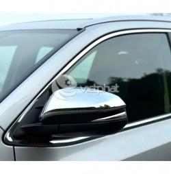 Ốp Gương Chiếu Hậu Kim Loại Xe Toyota Innova