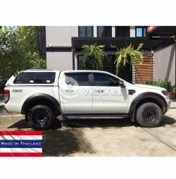Nắp thùng cao Carryboy S560 Ford Ranger - VPNTXBT034