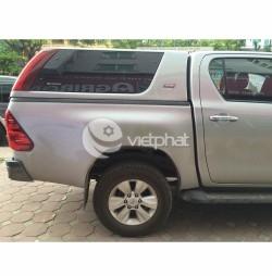 Nắp thùng cao Carryboy S7 Toyota Hilux Revo - VPNTXBT048