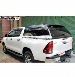 Nắp thùng cao Carryboy Series 6 Toyota Hilux - VPNTXBT050