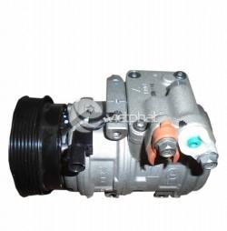 Lốc điều hòa máy xăng 17C 6PK xe KIA Carens 2012 2.0