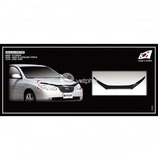 Nẹp trang trí mặt calang xe Hyundai Avante HD 2006~2009