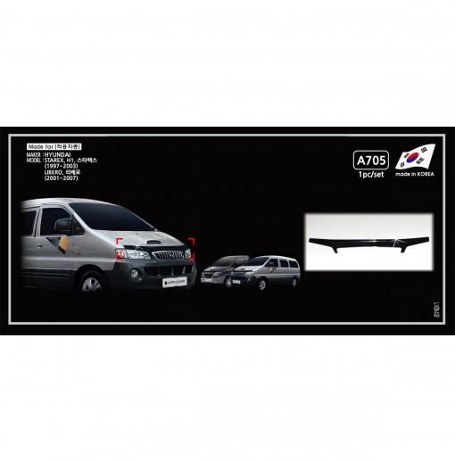 Nẹp trang trí mặt calang xe Hyundai  Libero  2001~2007