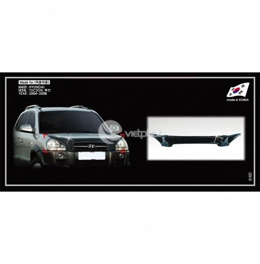 Nẹp trang trí mặt calang xe Hyundai  Tucson  2004~2008