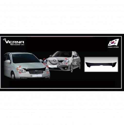 Nẹp trang trí mặt calang xe Hyundai  Verna 2009  2009~Current