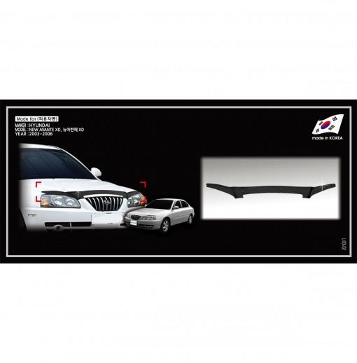 Nẹp trang trí mặt calang xe Hyundai  New Avante XD  2003~2006