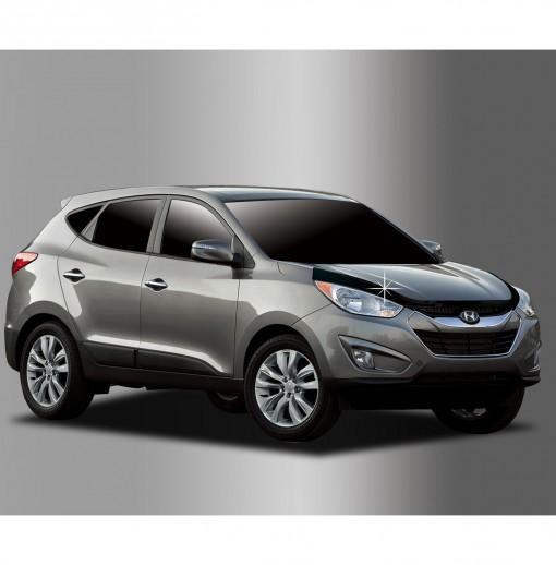 Nẹp trang trí mặt calang xe Hyundai  Tucson 2013  2013~2014