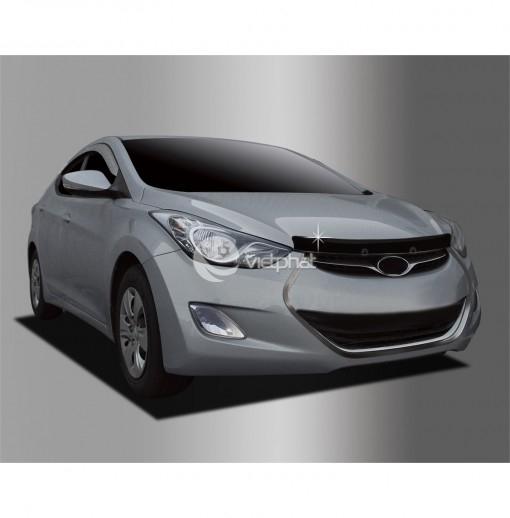 Nẹp trang trí mặt calang xe Hyundai Avante MD 2010~2012