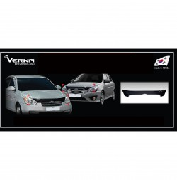 Nẹp trang trí mặt calang xe Hyundai  Verna 2006  2005~2008