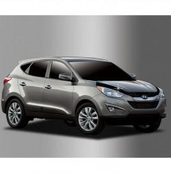 Nẹp trang trí mặt calang xe Hyundai  Tucson 2009  2009~2012