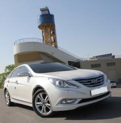 Nẹp trang trí mặt calang xe Hyundai  YF Sonata 2012  2012~2013