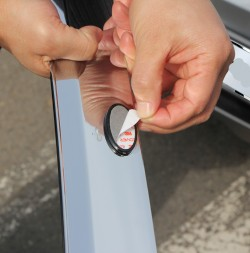 Nẹp trang trí mặt calang xe Hyundai  Maxcruz(GSF)  2013~2014