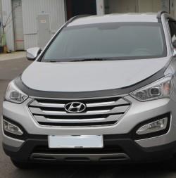 Nẹp trang trí mặt calang xe Hyundai  Santafe 2012  2012~2013