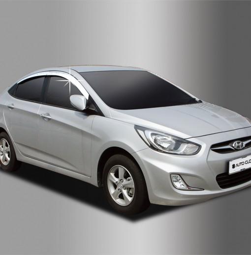 Vè che mưa Hyundai Accent 2011~2017