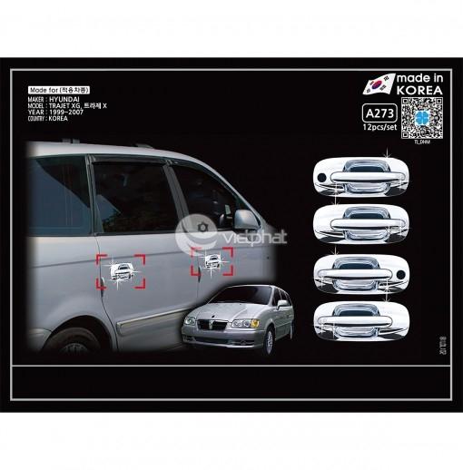 Ốp tay cửa Hyundai  Trajet XG  1999~2007