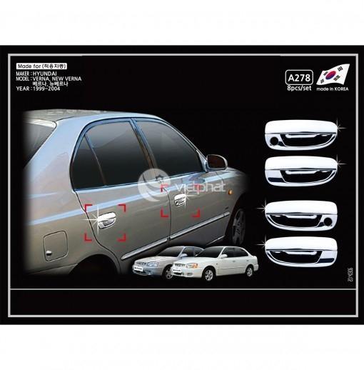 Ốp tay cửa Hyundai  Verna  1999~2009