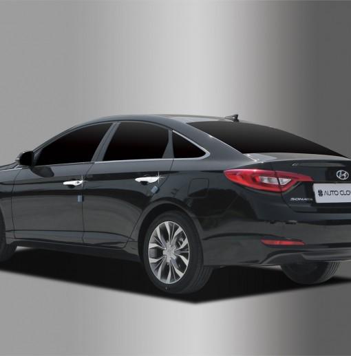 Ốp tay cửa Hyundai  Sonata New Rise(Gasoline, Diesel)  2017~Current