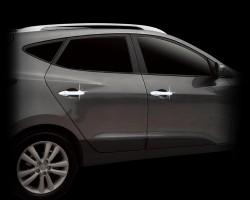 Ốp tay cửa Hyundai  Tucson 2009  2009~2014