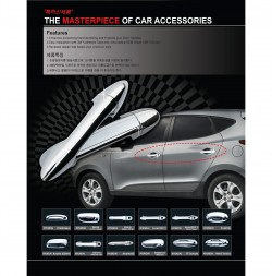 Ốp tay cửa Hyundai  i30 CW  2009~Current