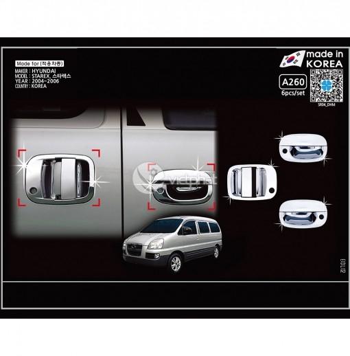 Ốp tay cửa Hyundai  Starex 2004  2004~2006