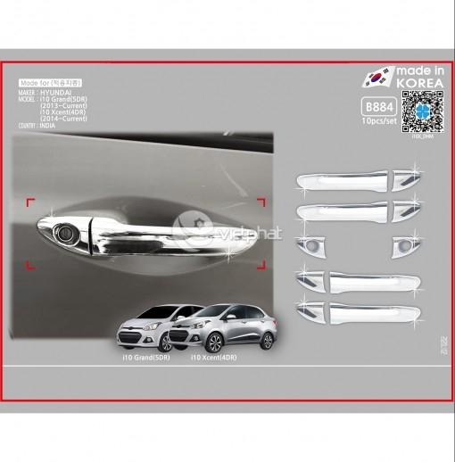 Ốp tay cửa Hyundai_India  i10 Grand(5DR)  2013~Current