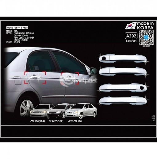 Ốp tay cửa Kia  Cerato  2003~2008