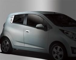 Ốp tay cửa Chevrolet  Spark  2012~2014