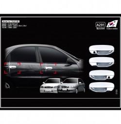 Ốp tay cửa Chevrolet  LanosII  2000~2001