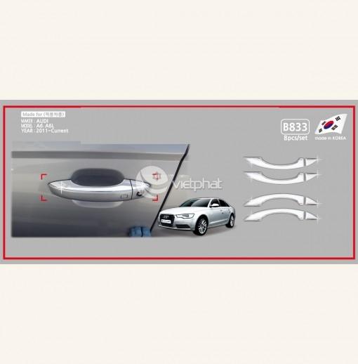 Ốp tay cửa Audi  A6  2015~Current