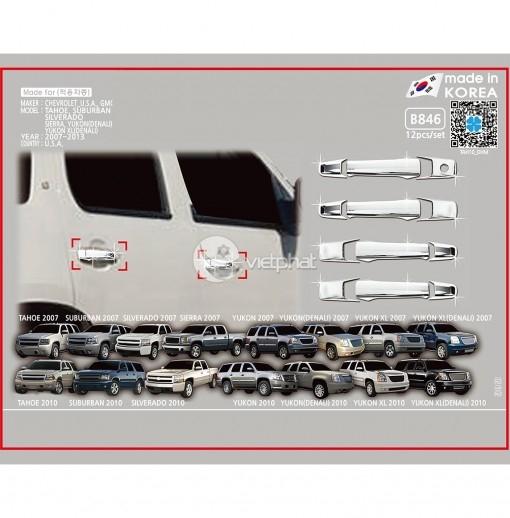 Ốp tay cửa Chevrolet_U.S.A.  Suburban 2007  2007~2013