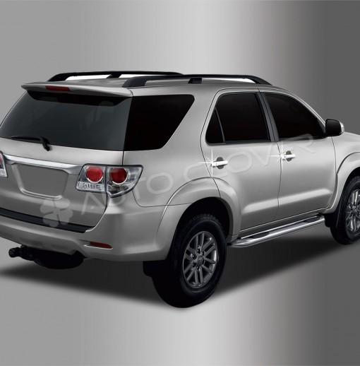 Ốp tay cửa xe Toyota Fortuner 2012~2015 chính hãng Hàn Quốc