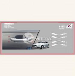 Ốp tay cửa xe Toyota Camry 2015 chính hãng Hàn Quốc