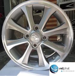 Lazang đúc 14 inch độ cho xe Hyundai Grand i10 chính hãng