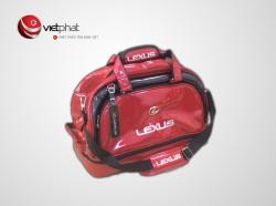Túi Cao Cấp Xe Hơi - Lexus Đỏ