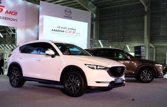 5 điểm nổi bật trên Mazda CX-5 2018 vừa ra mắt tại Việt Nam |AUTODAILY.VN|